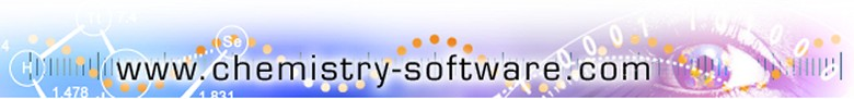 www.chemistry-software.com for chemical laboratory software. We offer molecular modeling, chemical inventory, sample tracking, chemical drawing and electronic laboratory notebooks
